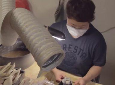 フェアウッド・ストーリーズ 001:『工房Rokumoku – 渦輪倫子』